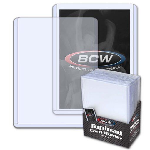 BCW Toploader